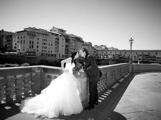 Il matrimonio di Massimiliano e Damiana a Firenze, Firenze 64