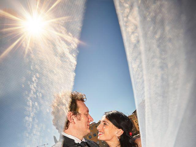 Il matrimonio di Massimiliano e Damiana a Firenze, Firenze 1