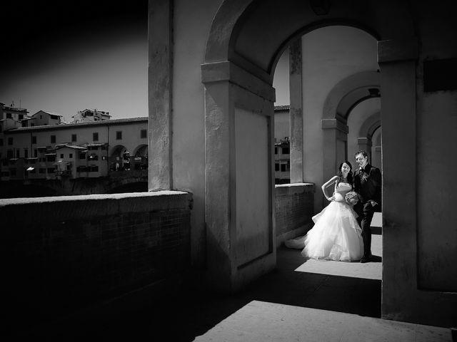 Il matrimonio di Massimiliano e Damiana a Firenze, Firenze 66