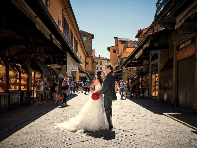 Il matrimonio di Massimiliano e Damiana a Firenze, Firenze 67