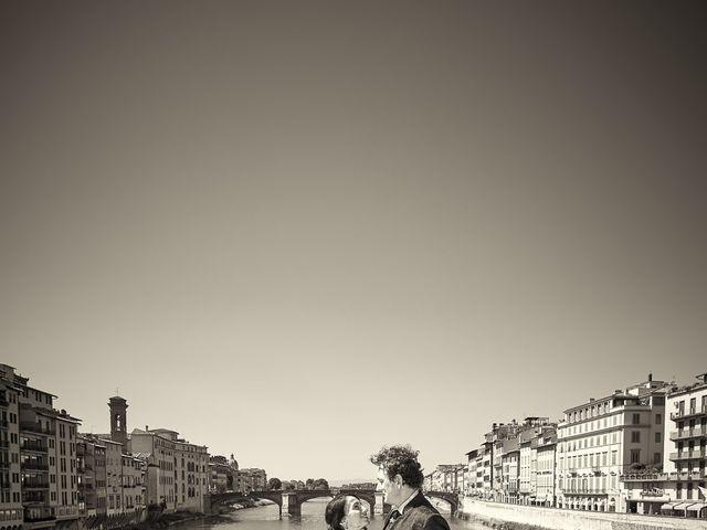 Il matrimonio di Massimiliano e Damiana a Firenze, Firenze 68