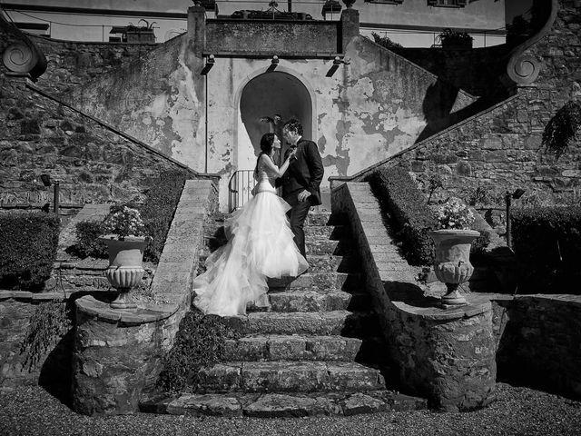 Il matrimonio di Massimiliano e Damiana a Firenze, Firenze 73