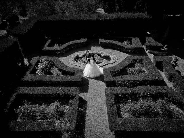 Il matrimonio di Massimiliano e Damiana a Firenze, Firenze 74