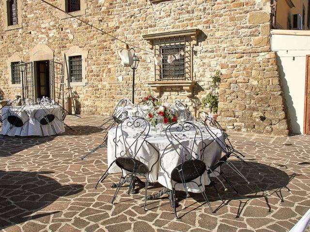 Il matrimonio di Massimiliano e Damiana a Firenze, Firenze 80