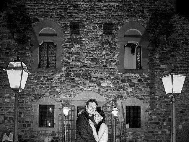 Il matrimonio di Massimiliano e Damiana a Firenze, Firenze 89