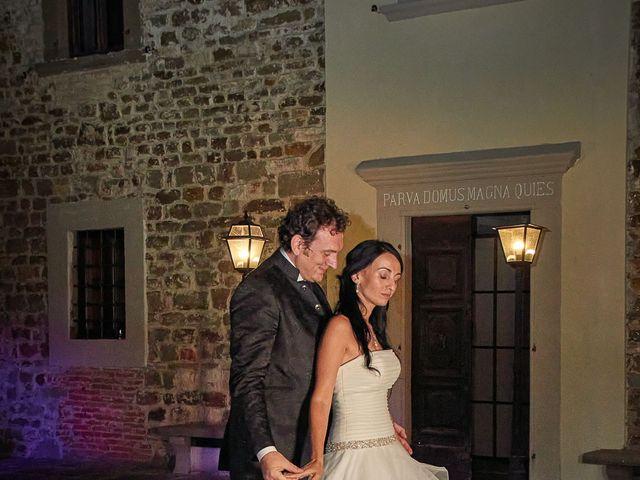 Il matrimonio di Massimiliano e Damiana a Firenze, Firenze 90
