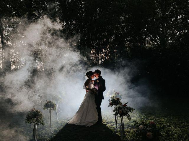 Le nozze di Emanuele e Elena