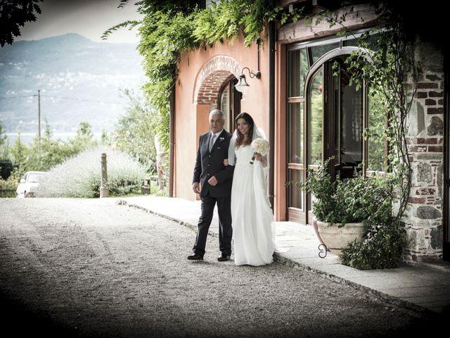 Il matrimonio di Paolo e Manuela a Ispra, Varese 23