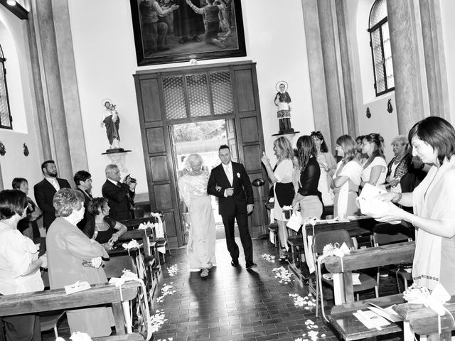 Il matrimonio di Paolo e Manuela a Ispra, Varese 28