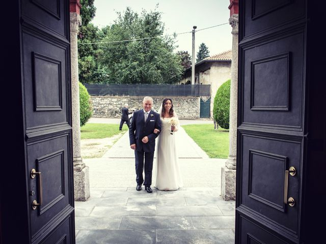 Il matrimonio di Paolo e Manuela a Ispra, Varese 30