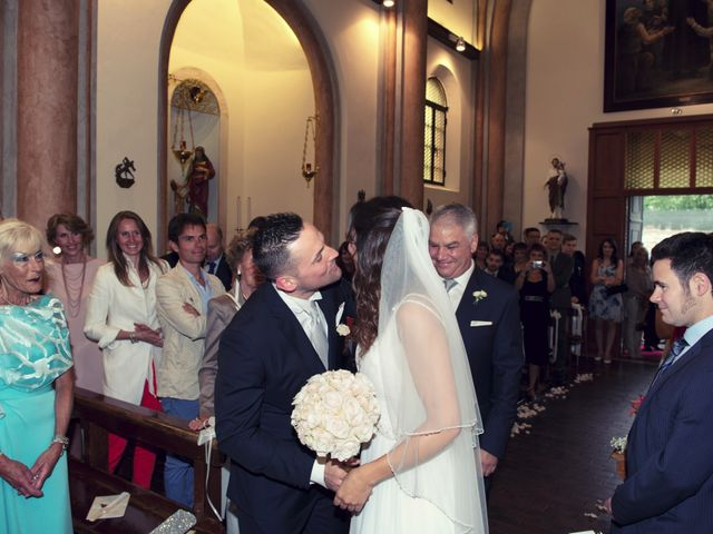 Il matrimonio di Paolo e Manuela a Ispra, Varese 32