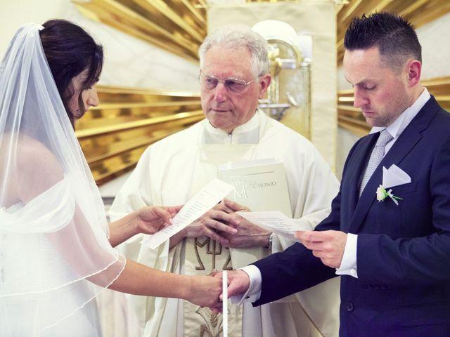 Il matrimonio di Paolo e Manuela a Ispra, Varese 35
