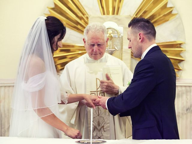 Il matrimonio di Paolo e Manuela a Ispra, Varese 36