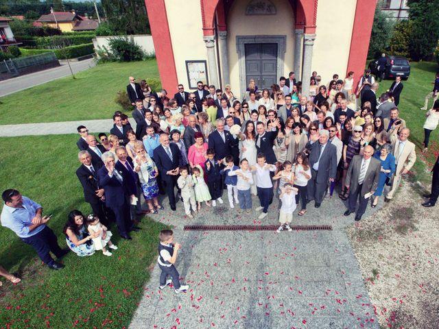 Il matrimonio di Paolo e Manuela a Ispra, Varese 55