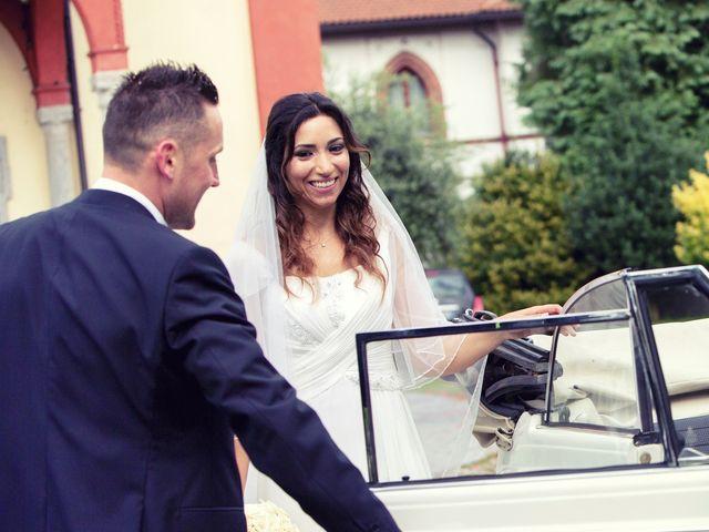 Il matrimonio di Paolo e Manuela a Ispra, Varese 56