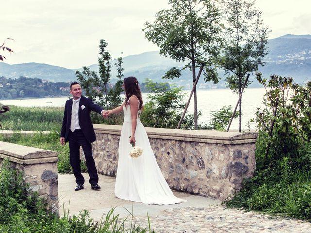 Il matrimonio di Paolo e Manuela a Ispra, Varese 69