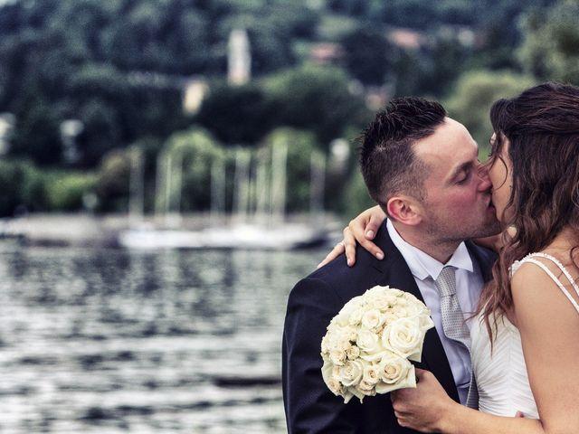 Il matrimonio di Paolo e Manuela a Ispra, Varese 70