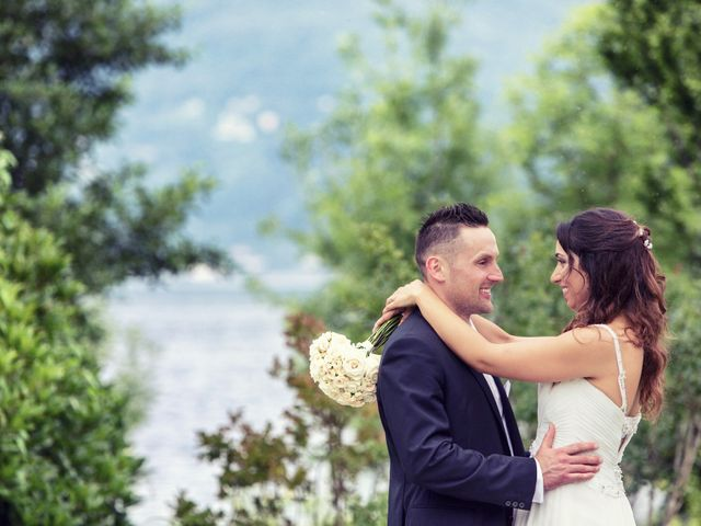 Il matrimonio di Paolo e Manuela a Ispra, Varese 72
