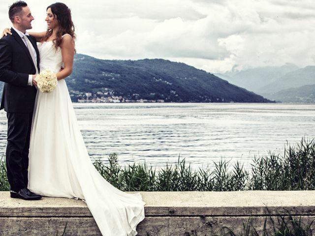 Il matrimonio di Paolo e Manuela a Ispra, Varese 73