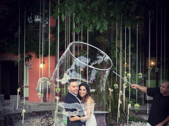 Il matrimonio di Paolo e Manuela a Ispra, Varese 76