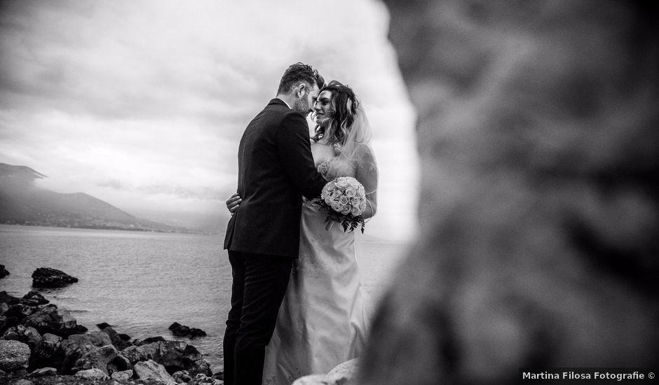 Il matrimonio di Salvatore e Jessica a Gaeta, Latina