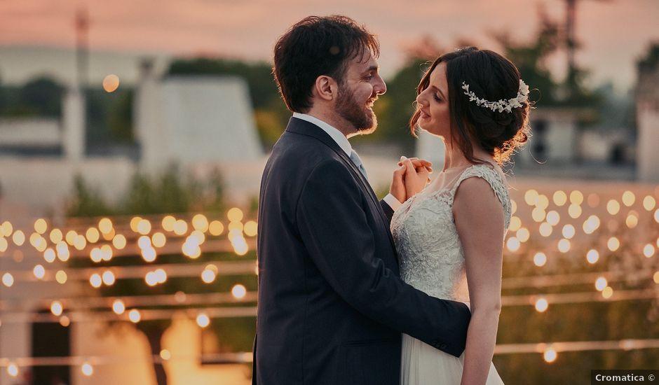 Il matrimonio di Angela e Federico a Ostuni, Brindisi