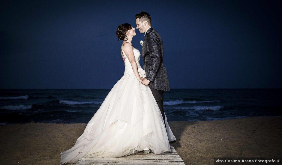 Il matrimonio di Aldo e Luana a Lecce, Lecce