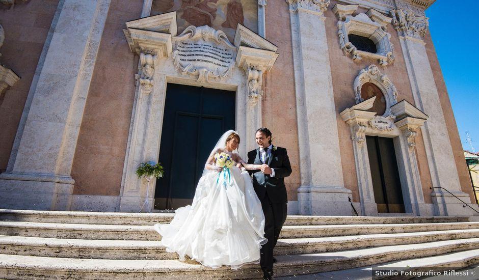 Il matrimonio di Luca e Veronika a Albissola Marina, Savona