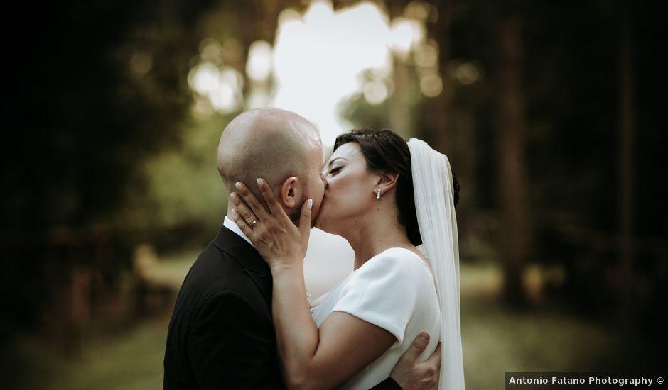 Il matrimonio di Elena e Marco a Tricase, Lecce
