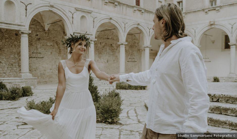 Il matrimonio di Roy e Julia a Contessa Entellina, Palermo