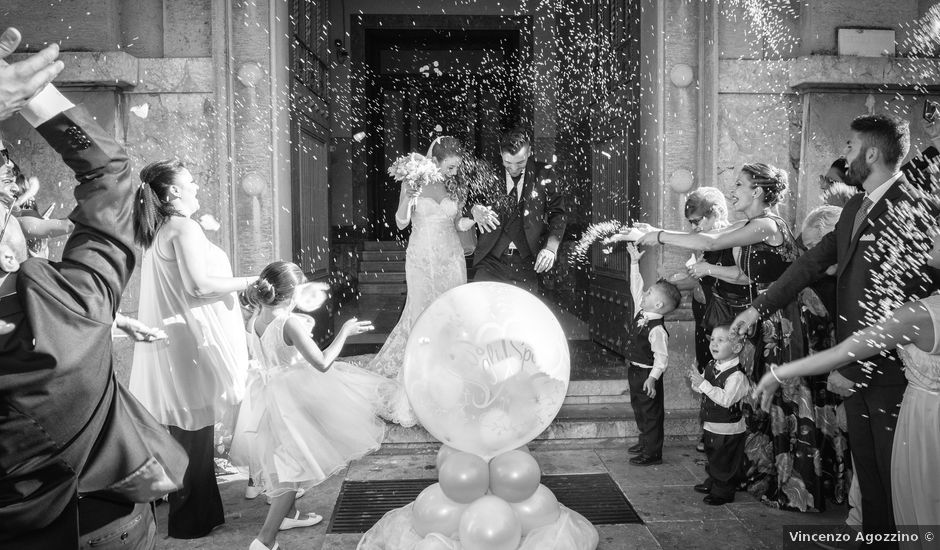 Il matrimonio di Desireè e Antonio a Messina, Messina
