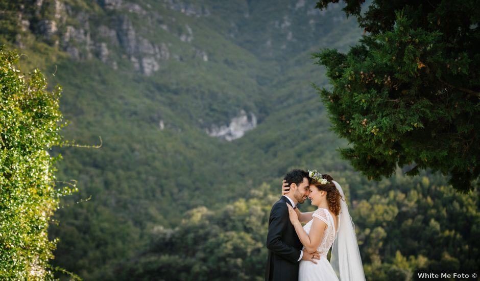 Il matrimonio di Irene e Alessandro a Testico, Savona