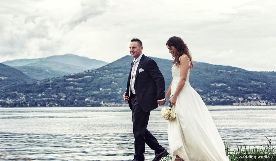 Il matrimonio di Paolo e Manuela a Ispra, Varese