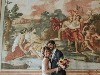Le nozze di Laura e Franco