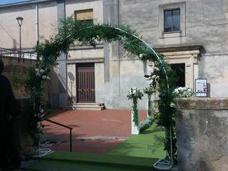 Le nozze di Ivana e Francesco Paolo 1