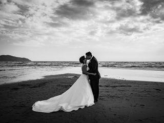 Le nozze di Maria Grazia e Raffaele