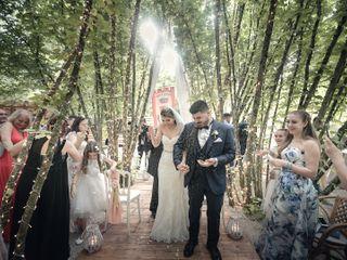 Le nozze di Yasmine e Stefano