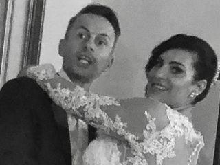 Le nozze di Sabrina  e Francesco 1