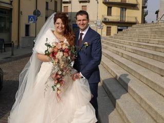 Le nozze di Chantal e Stefano