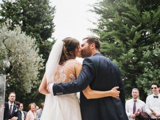 Le nozze di Luca e Beatrice