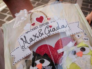 Le nozze di Max e Giada 1