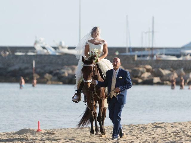 Il matrimonio di Riccardo e Monika a Terracina, Latina 2