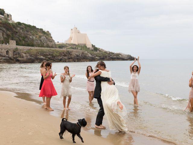 Il matrimonio di Riccardo e Monika a Terracina, Latina 11
