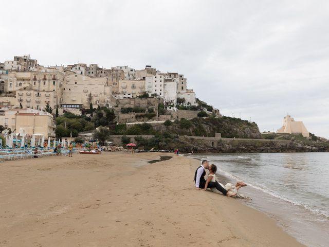 Il matrimonio di Riccardo e Monika a Terracina, Latina 15