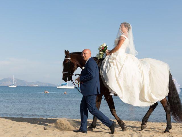 Il matrimonio di Riccardo e Monika a Terracina, Latina 32