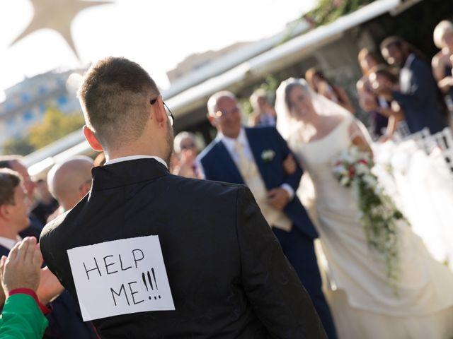 Il matrimonio di Riccardo e Monika a Terracina, Latina 33