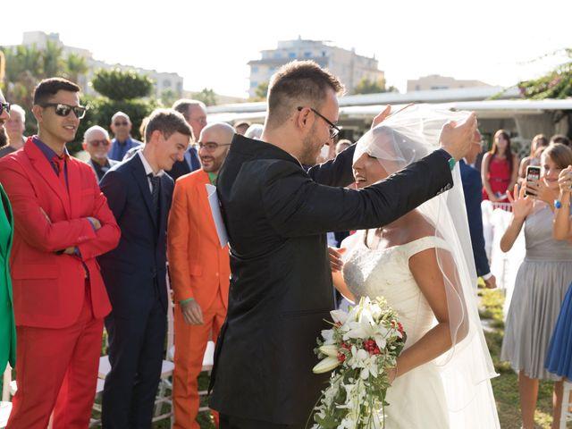 Il matrimonio di Riccardo e Monika a Terracina, Latina 34