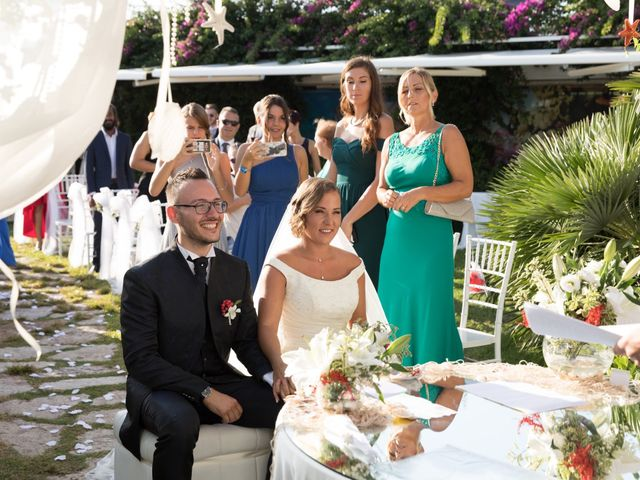Il matrimonio di Riccardo e Monika a Terracina, Latina 35