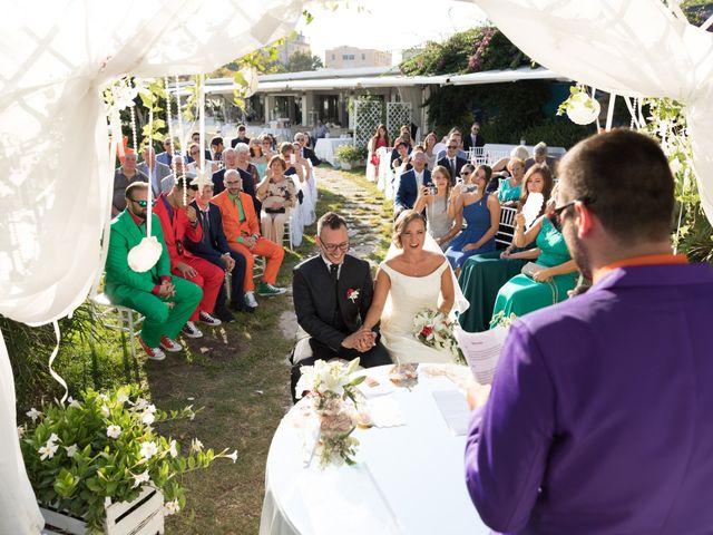 Il matrimonio di Riccardo e Monika a Terracina, Latina 36