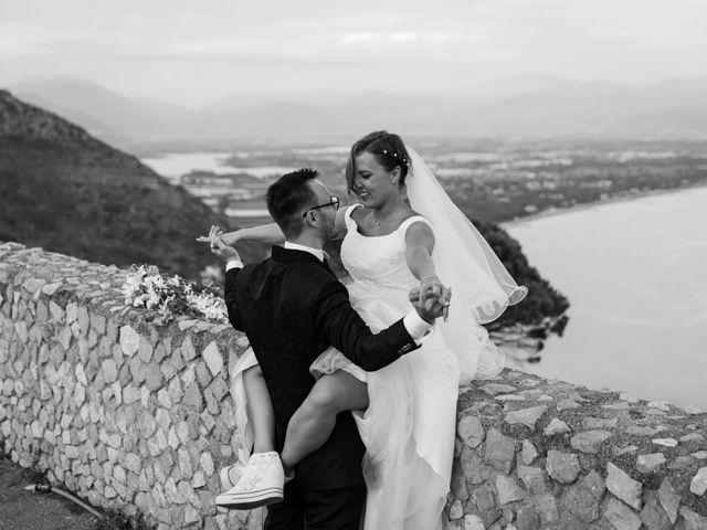 Il matrimonio di Riccardo e Monika a Terracina, Latina 48